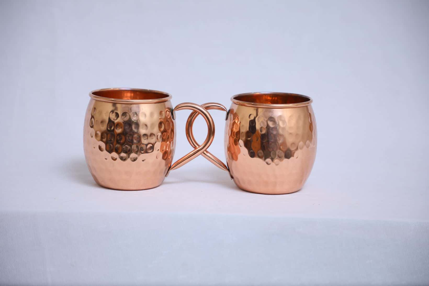 Copper Moscow Mule Set