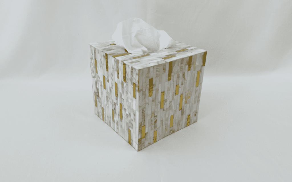 Facial Tissue Box Holder Standard Size