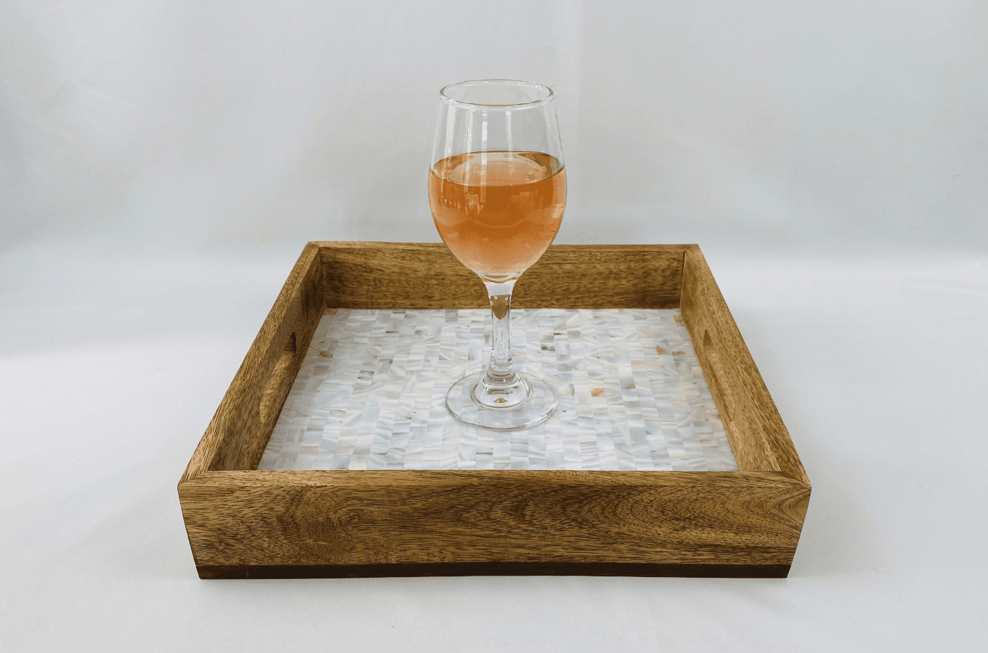 Trays Carved from Wood